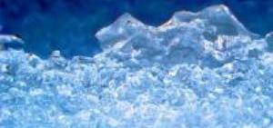 Снижение жесткости воды методом вымораживания