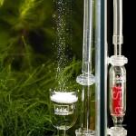 Установка подачи углекислого газа CO2 в аквариум своими руками
